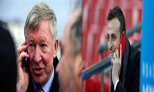 Former Manchester United Striker, Dimitar Berbatov Reveals What Transpires On A Phone Call With Sir Alex Ferguson