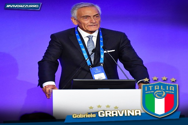 Italian FA hopes for coronavirus testing, players' return to training in May