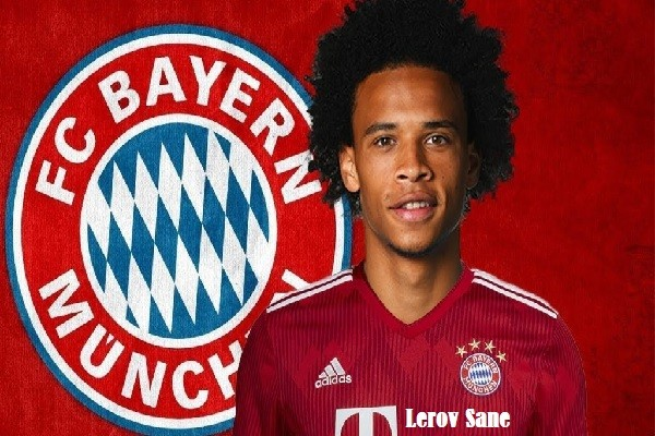 Bayern Munich to Sign Leroy Sane from Manchester City