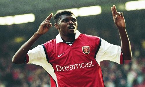 Nwankwo Kanu Speaks on His Flick Goal Against Liverpool