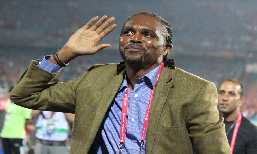 Nwankwo Kanu Gives Gernot Rohr Full Supports as Super Eagles coach