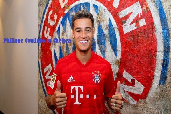 Transfer News: Chelsea Sets to Sign Philippe Coutinho From Bayern Munich
