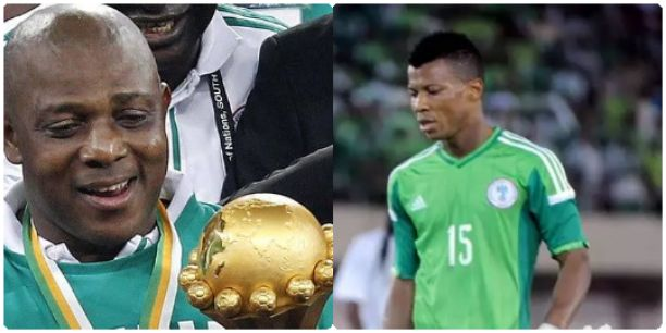 Ikechukwu Uche opens up on relationship with former Nigeria coach Keshi