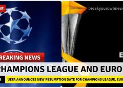 UEFA announces new format for Champions League after breakaway of Super League