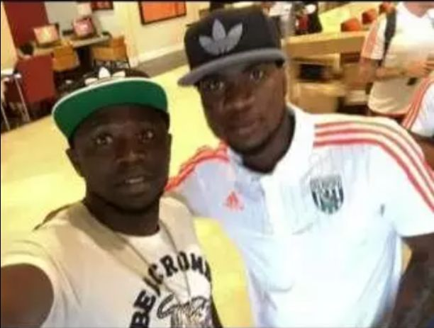 Brown Ideye Narrates True Life Story He Had With Odion Jude Ighalo in the Secondary School