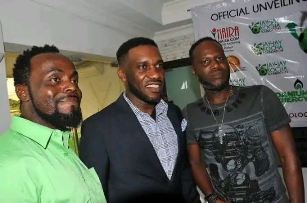 NFF Stopped Me From Going To The World Cup Because Of Jay-Jay Okocha - Emma Okocha
