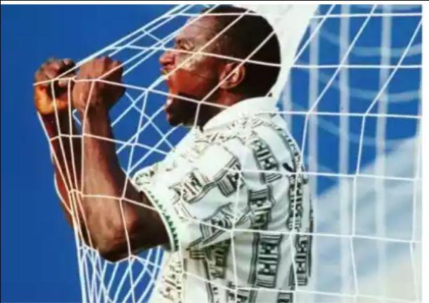 Why Rashidi Yekini celebrated alone after World Cup goal in USA