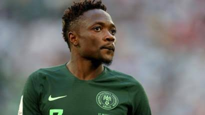 Ahmed Musa reveals what transpires between Enyeama and Sunday Oliseh