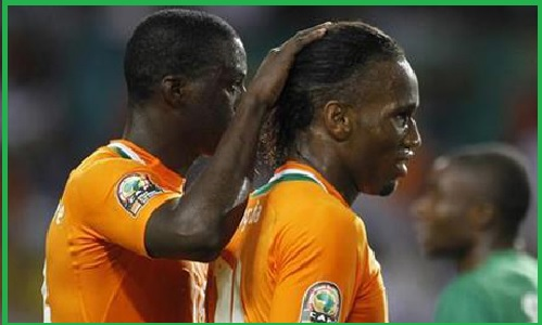 Didier Drogba reveals what transpires in the dressing room after losing to Zambia in 2012 AFCON final