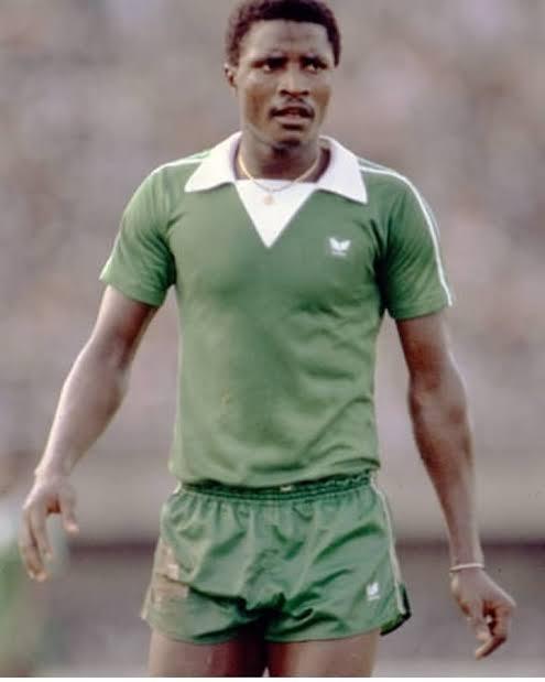 Meet Nigeria Legend, Muda Lawal As The Best Midfielder Ever Had