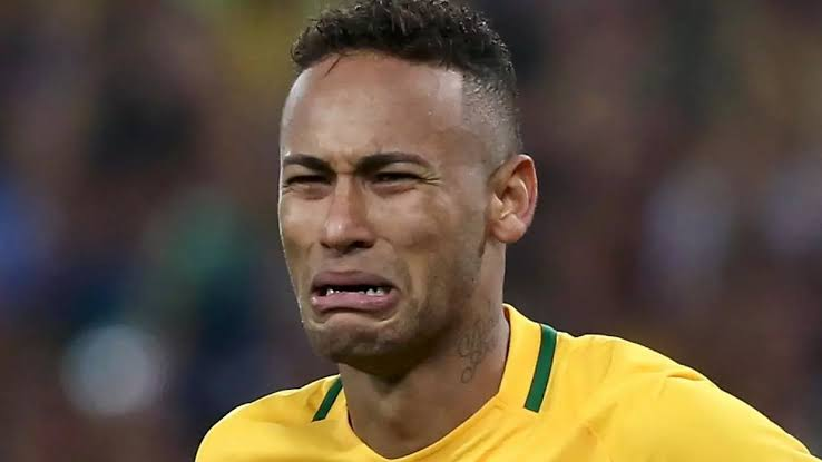 Neymar Finally Reveals That He Weeps Bitterly After Watching Nigeria 4-3 Brazil in Atlanta 96 Semi-Finals