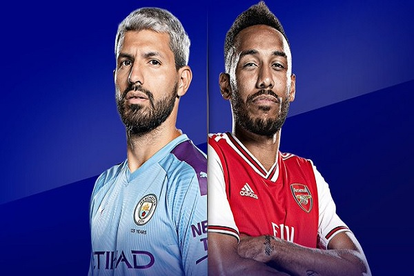 Premier League games of the Week 30, Man City vs Arsenal, Spurs vs Man United
