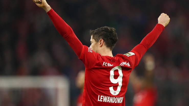 Lewandowski breaks Messi, Ronaldo records as Bayern beat Union