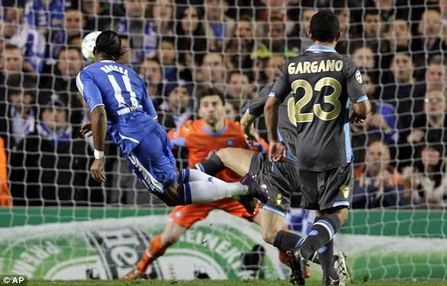 Chelsea 4-1 Napoli