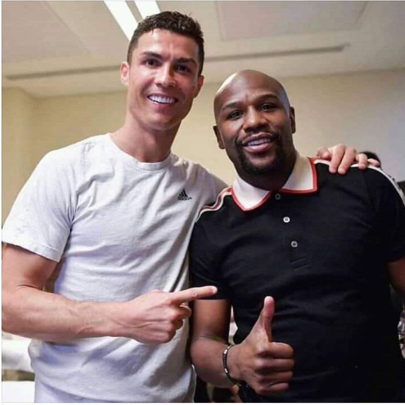 Chelsea F.C, Cristiano Ronaldo support for George Floyd's justice as Mayweather calling for end of violence