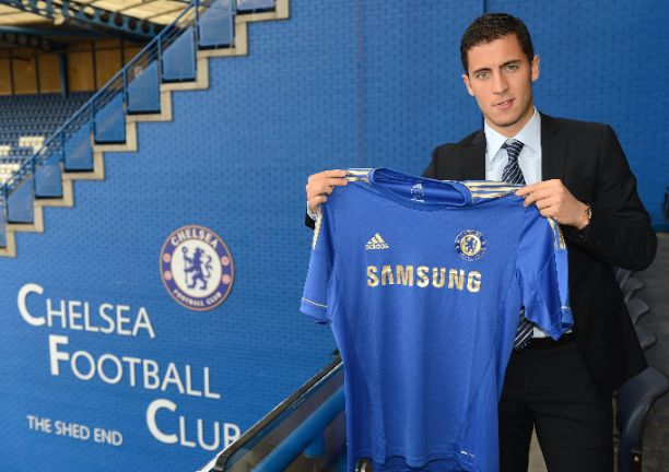Seven Years Ago, 352 appearances, 110 goals, Six major trophies Chelsea Lauds Eden Hazard