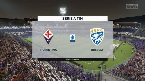 Fiorentina vs Brescia Live Streaming, Starting XI Lineup, Head-to-Head Stats, Team News & Kick-Off Time