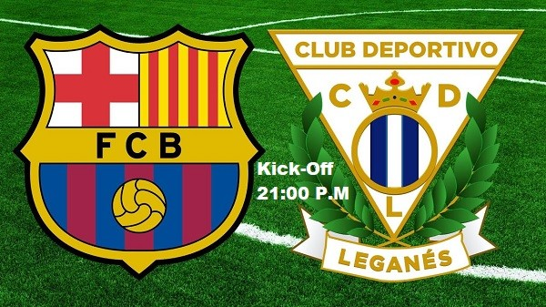 Barcelona vs Leganes Live Streaming, How to Watch In UK & US