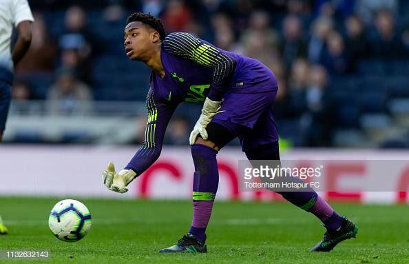 Tottenham Starlet, Joshua Oluwayemi Keen To Represent Nigeria