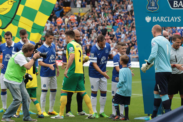 Norwich CityvsEverton Live Streaming, Kick-Off Time and Starting XI Lineup