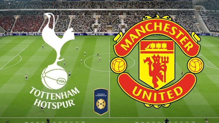 Watch Tottenham Hotspur vs Manchester United Live Streaming