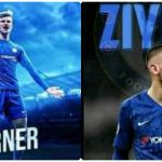 Welcome to Stamford Bridge Timo Werner, Hakim Ziyech officially unveil today