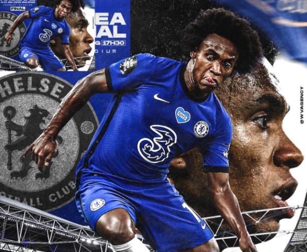Willian announces departure from Chelsea with goodbye messages to fans and the club