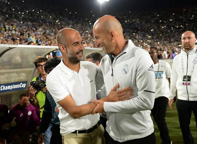 Watch Manchester City vs Real Madrid Live Streaming
