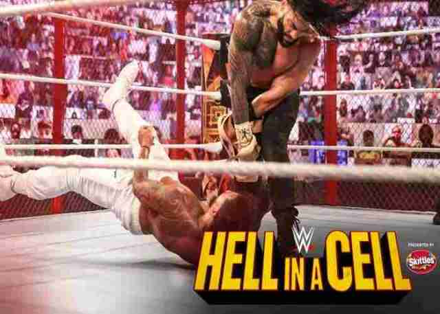 2020 WWE Hell in a Cell results, recap & grades