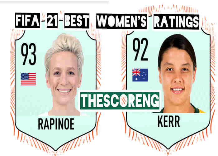 FIFA 21 Ratings: Best Women's Players In FIFA 21