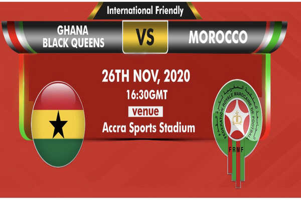 Ghana W vs Morocco W Match Details, Head to Head, Prediction and TV Channel