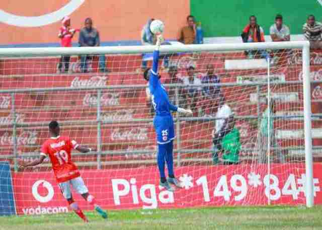 Plateau United 0-1 Simba SC: Plateau lost their CAF Champions League Preliminary First Leg