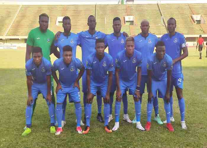 Rahimo 0-1 Enyimba: Victor Mbaoma scores to secure Enyimba CAF Champions League First Leg Win