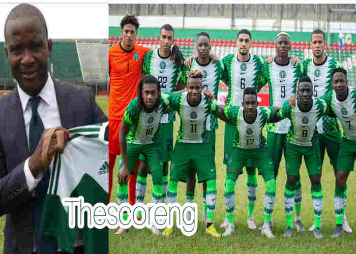 John Keister promises Super Eagles tough game in Freetown