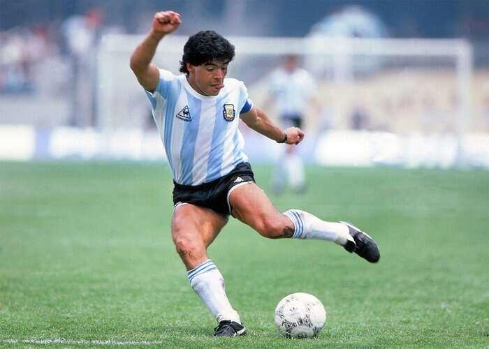 Diego Armando Maradona dies at 60