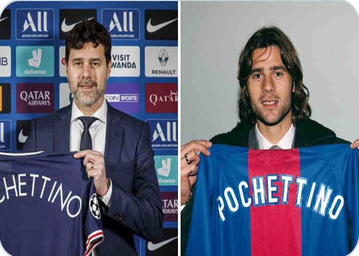 Mauricio Pochettino replaces Thomas Tuchel as Paris Saint-Germain head coach