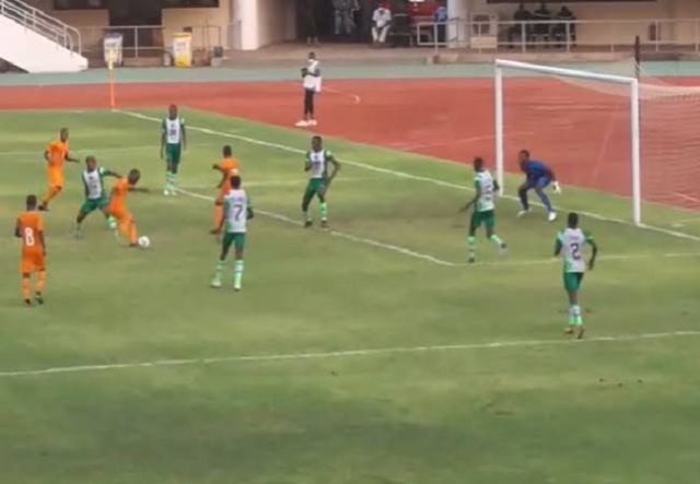 Ivory Coast beats Golden Eaglets 3-2 in WAFU Cup U17 final