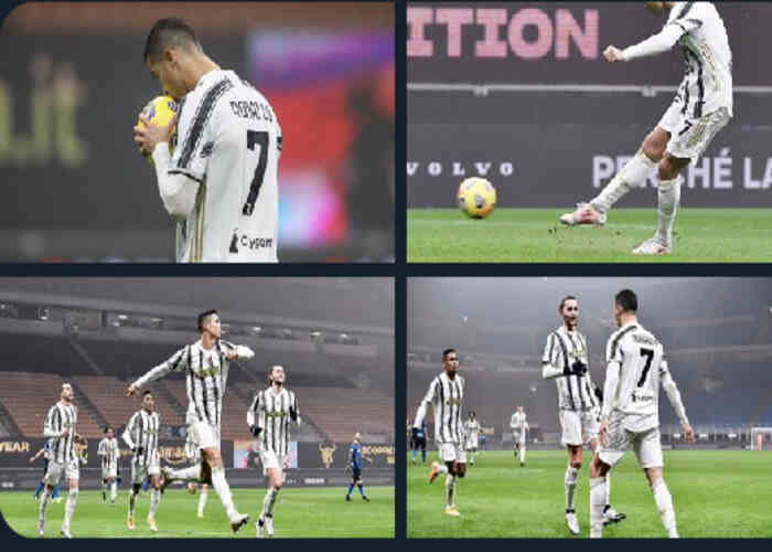 Cristiano Ronaldo clocks 36 years today