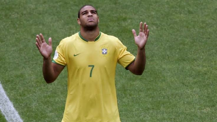 Brazil Legend Adriano Reveals What Happened To him After His Father Death