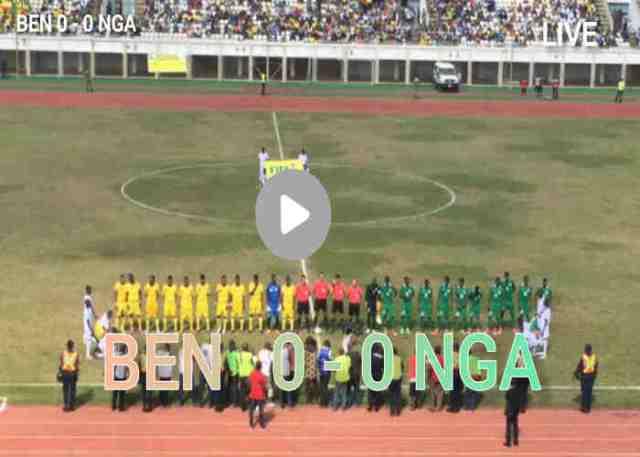 Benin vs Nigeria: Lineup, Where To Watch Live, Kick Off Time, Prediction & TV Channel