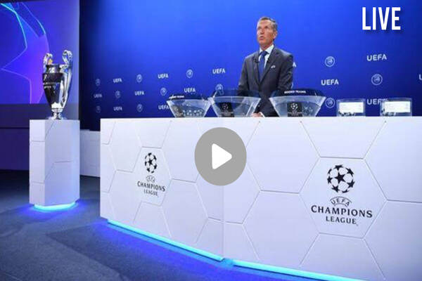Champions League Draw: Bayern vs PSG, FC Porto v Chelsea, Man City v Dortmund, Madrid vs Liverpool