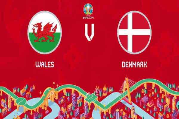Wales vs Denmark Lineups, Team News, TV Channel