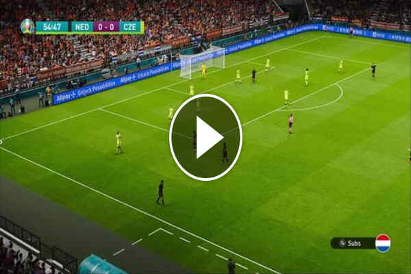 Watch Netherlands vs Czech Republic Live Streaming of Euro 2020