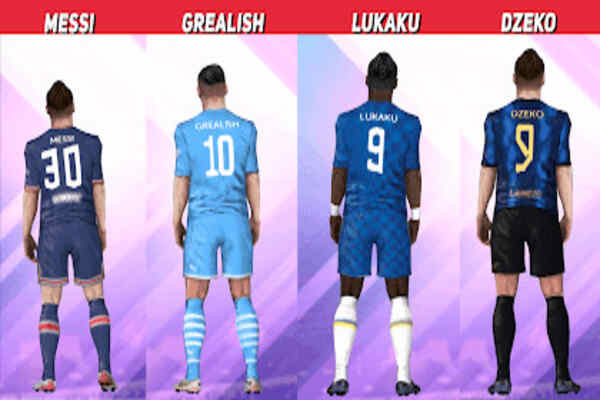 Download FTS 22 Apk MESSI in PSG Kits and Leagues Update on Android