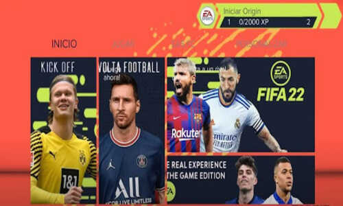 Download Original FIFA 22 Apk, Obb, Data Offline Free On Android