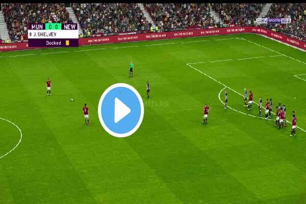 Watch Manchester United Vs Newcastle Live Streaming On TV