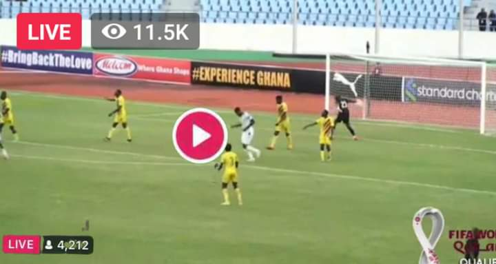 Watch Zimbabwe vs GhanaLive Stream Online and TV