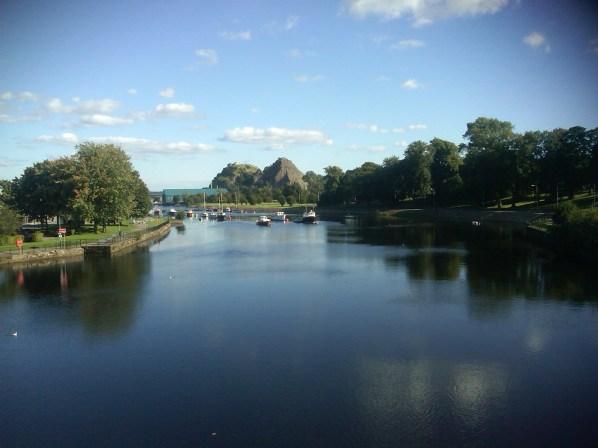 The River Leven