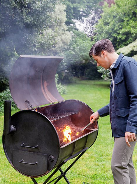 mr porter eats scout life king of grill 2