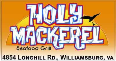 GOOD FOOD IN WILLIAMSBURG, VA!
